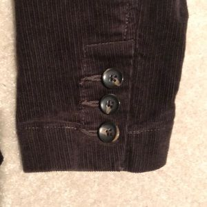 CAbi Jackets & Coats - EUC CAbi brown corduroy blazer Sz M
